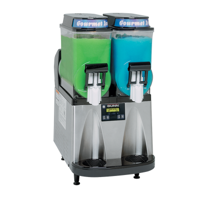 bunn ultra 2 II slush machine frozen drink margarita slushie smoothie