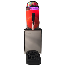 Donper XC-112 slush machine for margarita and frozen drinks