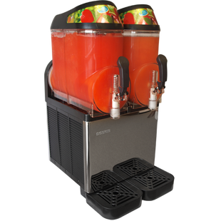 DUAL BOWL SLUSH MACHINE