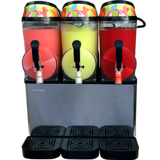 TRIPLE THREE BOWL FROZEN DRINK MACHINE FOR SALE